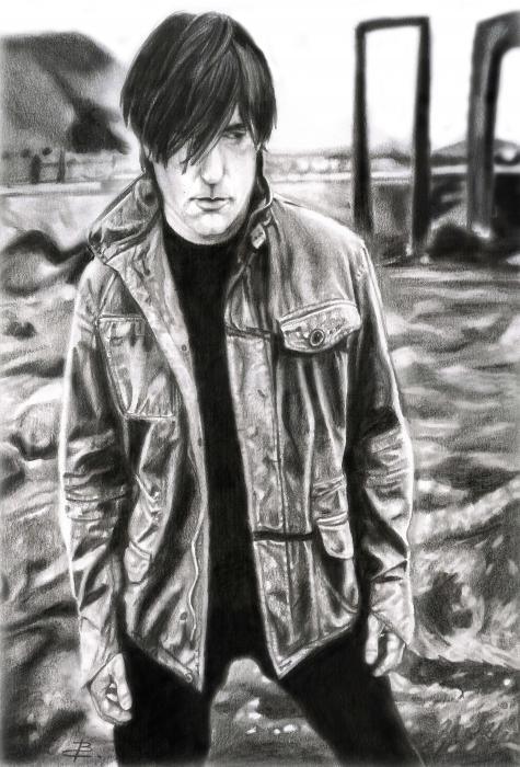 Trent Reznor by Arcitenens